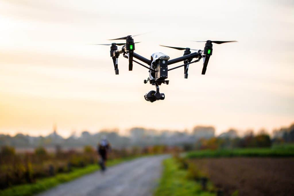 drone with live camera