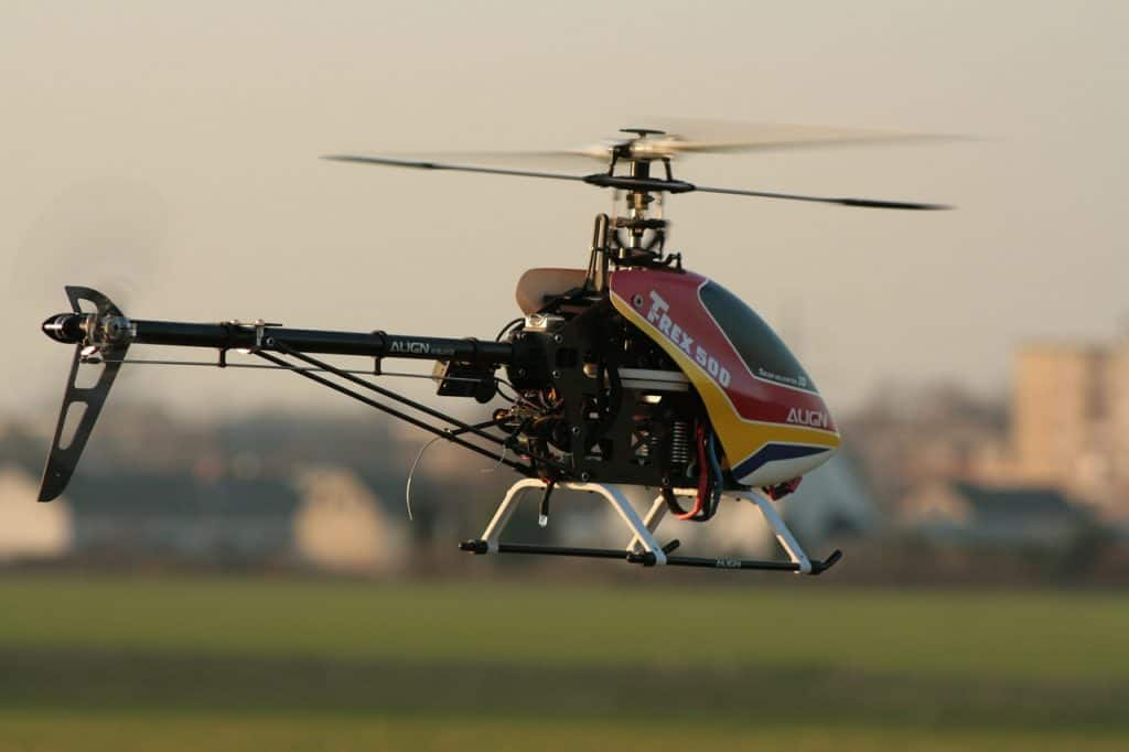 biggest RC helicopter you can buy