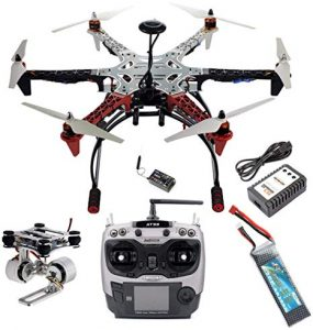 what is a hexacopter