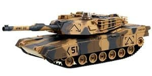 remote control tank that shoots