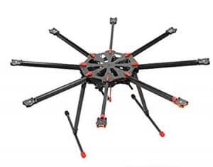 what is octocopter