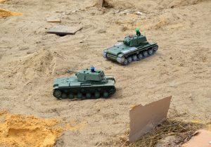 rc tanks that shoot