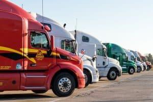 rc semi trucks